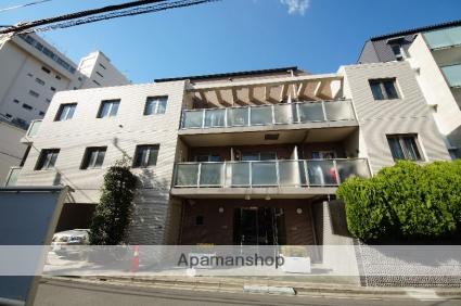 東京都渋谷区、代々木駅徒歩4分の築16年 4階建の賃貸マンション