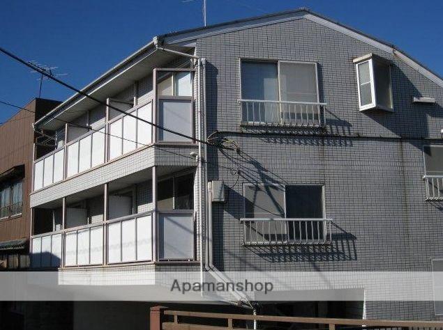 東京都中野区、新井薬師前駅徒歩16分の築24年 3階建の賃貸アパート