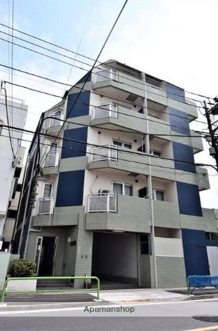 東京都練馬区、桜台駅徒歩11分の築25年 5階建の賃貸マンション