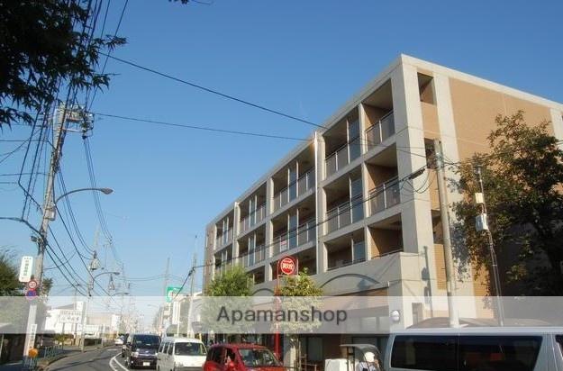 東京都練馬区、光が丘駅徒歩24分の築16年 4階建の賃貸マンション