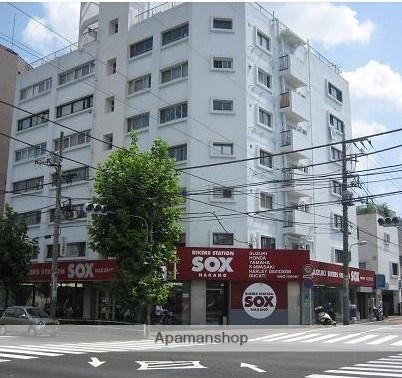東京都中野区、江古田駅徒歩7分の築53年 7階建の賃貸マンション