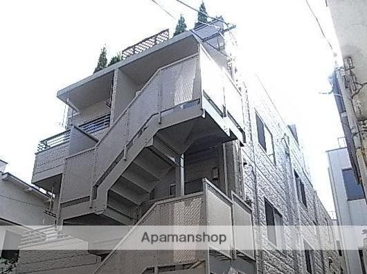 東京都豊島区、椎名町駅徒歩1分の築13年 3階建の賃貸マンション
