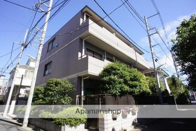 東京都練馬区、江古田駅徒歩8分の築18年 3階建の賃貸マンション