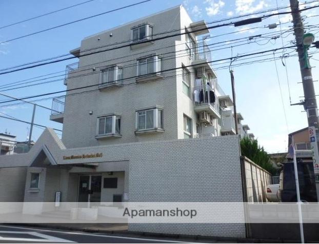 東京都練馬区、練馬駅徒歩20分の築29年 4階建の賃貸マンション