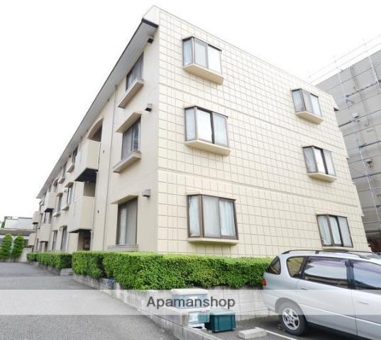 東京都新宿区、東長崎駅徒歩13分の築27年 3階建の賃貸マンション