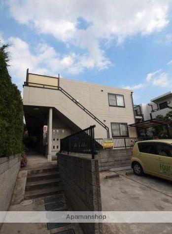 東京都練馬区、中村橋駅徒歩8分の築19年 2階建の賃貸アパート
