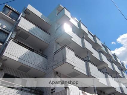 東京都練馬区、豊島園駅徒歩10分の築27年 5階建の賃貸マンション