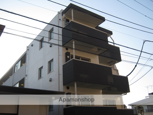 東京都練馬区、平和台駅徒歩14分の築9年 4階建の賃貸マンション