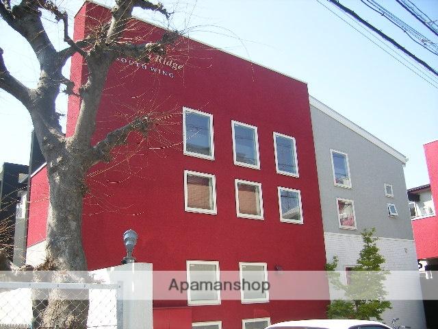 東京都練馬区、練馬駅徒歩8分の築9年 2階建の賃貸アパート