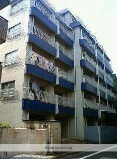 東京都練馬区、江古田駅徒歩8分の築43年 6階建の賃貸マンション