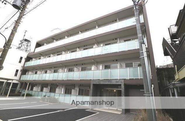 東京都練馬区、練馬駅徒歩19分の築1年 5階建の賃貸マンション