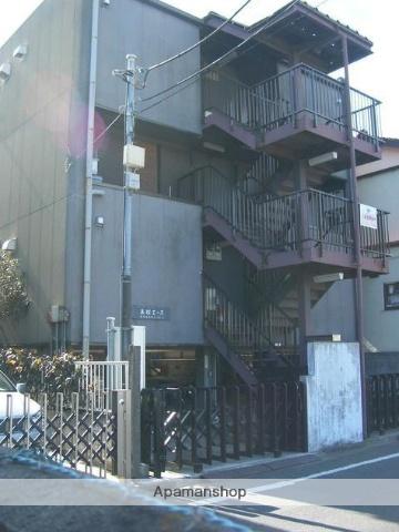 東京都練馬区、練馬春日町駅徒歩8分の築25年 3階建の賃貸マンション