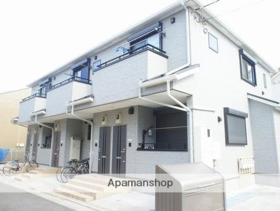 東京都練馬区、中村橋駅徒歩15分の築2年 2階建の賃貸アパート