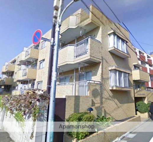 東京都練馬区、桜台駅徒歩3分の築35年 4階建の賃貸マンション