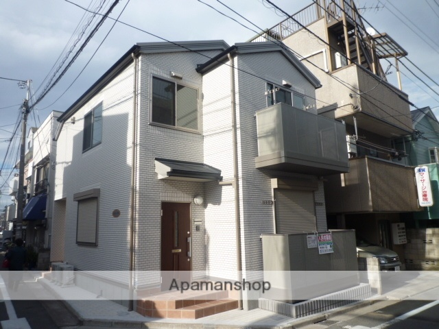 東京都板橋区、ときわ台駅徒歩17分の築7年 2階建の賃貸アパート