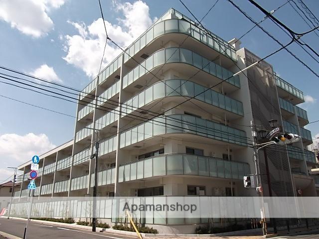 東京都練馬区、桜台駅徒歩17分の築44年 7階建の賃貸マンション
