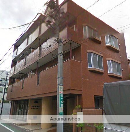 東京都練馬区、上石神井駅徒歩18分の築31年 4階建の賃貸マンション