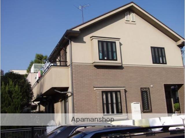 東京都練馬区、桜台駅徒歩3分の築28年 2階建の賃貸アパート