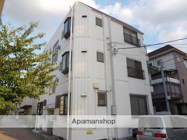 東京都練馬区、桜台駅徒歩17分の築34年 2階建の賃貸マンション