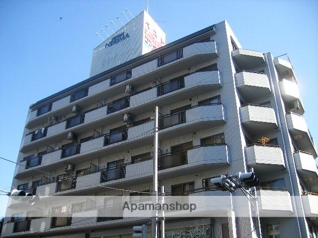 東京都練馬区、練馬駅徒歩4分の築25年 7階建の賃貸マンション