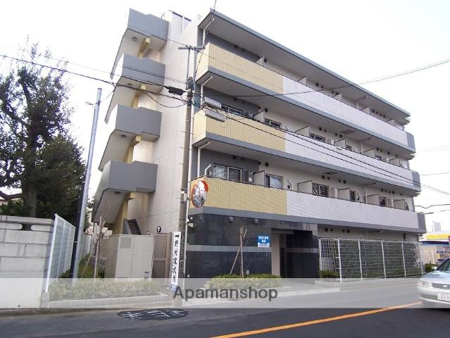 東京都練馬区、平和台駅徒歩20分の築11年 6階建の賃貸マンション
