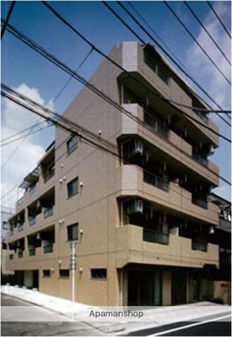 東京都板橋区、中板橋駅徒歩15分の築12年 5階建の賃貸マンション