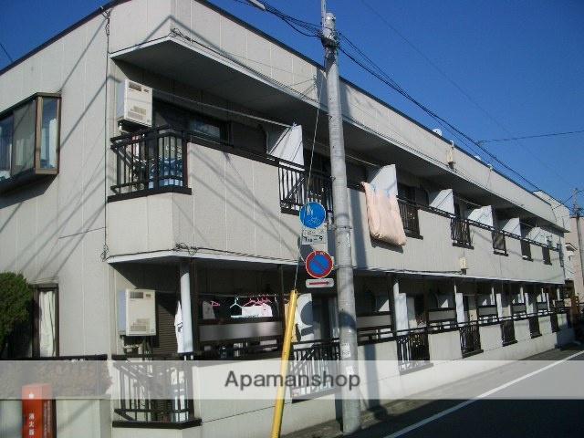 東京都練馬区、桜台駅徒歩15分の築30年 2階建の賃貸マンション