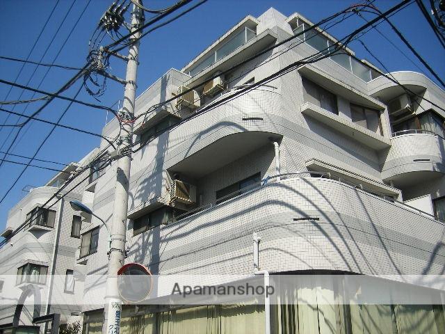東京都練馬区、桜台駅徒歩7分の築27年 5階建の賃貸マンション