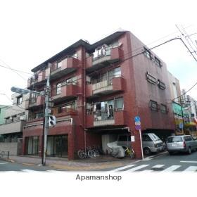 東京都練馬区、桜台駅徒歩15分の築38年 4階建の賃貸マンション