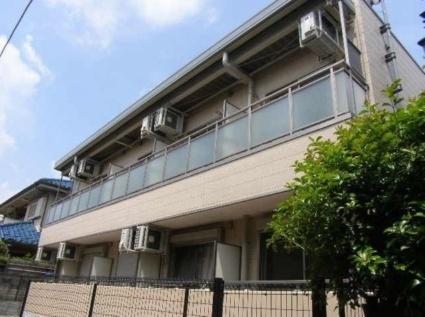 東京都練馬区貫井4丁目[1K/22.08m2]の外観2