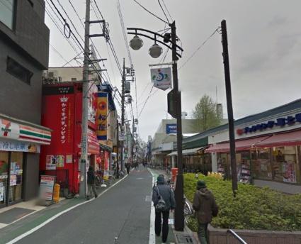 東京都練馬区貫井4丁目[1K/22.08m2]の周辺1
