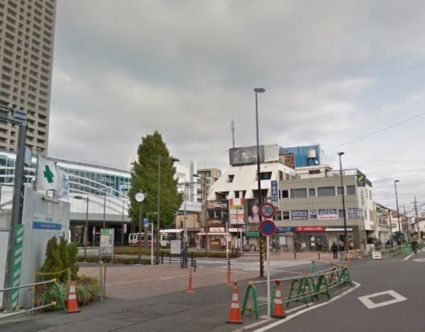 東京都練馬区高野台4丁目[1LDK/37.53m2]の周辺1