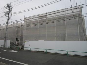 シャルマン高野台 A[2LDK/61.53m2]の外観2