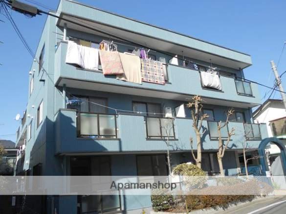 東京都江戸川区、小岩駅徒歩15分の築27年 3階建の賃貸マンション