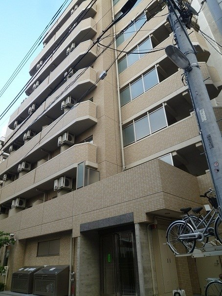 千葉県船橋市、船橋駅徒歩3分の築7年 9階建の賃貸マンション