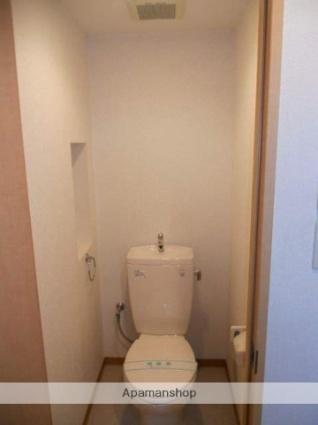 サンイング鎌倉[1K/18.6m2]のトイレ