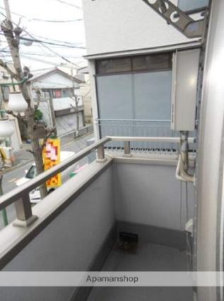 サンイング鎌倉[1K/18.6m2]のバルコニー