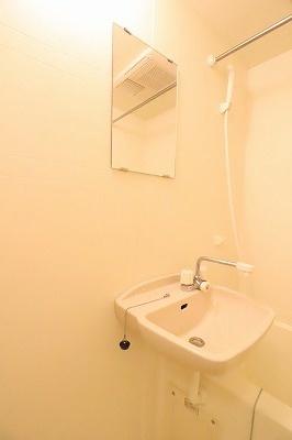 レオパレスパルティータ[1K/19.87m2]の洗面所