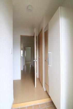 ソレイユ[1LDK/45.82m2]の玄関