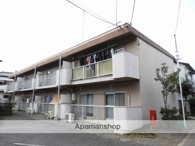 東京都昭島市、西立川駅徒歩8分の築31年 2階建の賃貸アパート