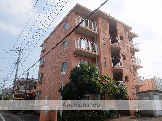 東京都あきる野市、拝島駅徒歩23分の築24年 4階建の賃貸マンション