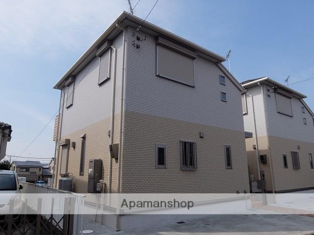 東京都昭島市、昭島駅徒歩15分の築23年 2階建の賃貸アパート