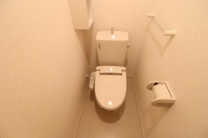 ソレイユ[1LDK/45.82m2]のトイレ