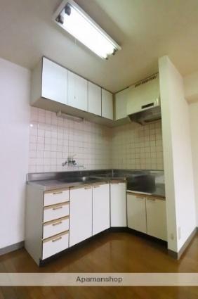 ファミール小作台[2LDK/57.75m2]のキッチン