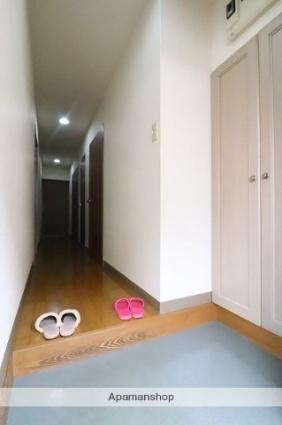 ファミール小作台[2LDK/57.75m2]の玄関