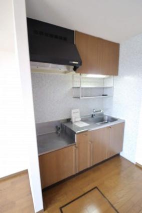 ハートフルライフ[2DK/58.46m2]のキッチン