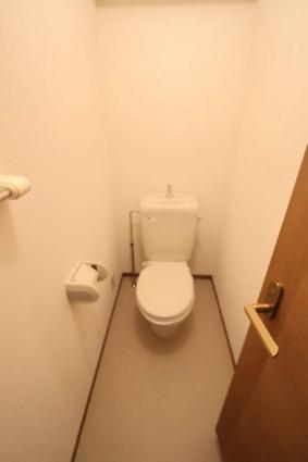 ハートフルライフ[2DK/58.46m2]のトイレ