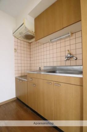 東京都羽村市富士見平2丁目[2DK/38.88m2]のキッチン