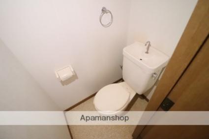 東京都羽村市富士見平2丁目[2DK/38.88m2]のトイレ