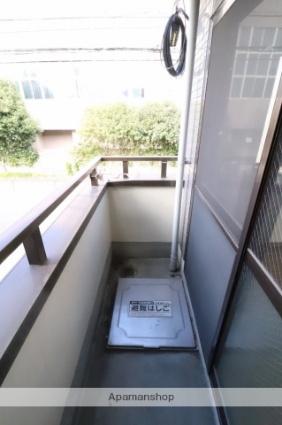 東京都羽村市富士見平2丁目[2DK/38.88m2]のバルコニー